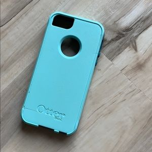 OtterBox iPhone Case Teal